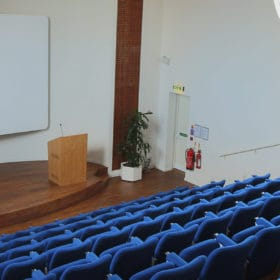 The Lecture Theatre at the Moller Institute