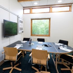 Picture of Study Centre 6 at the Moller Institute