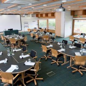 Study Centre Suite 1 at Moller Institute