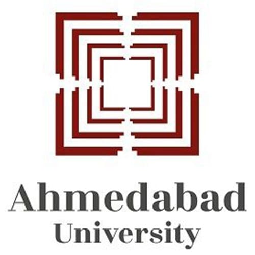picture of ahmedabad university logo