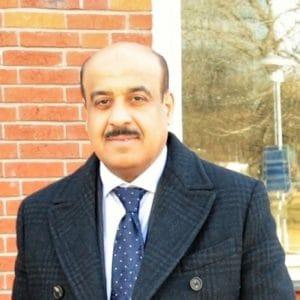 Picture of Bandar Al Knawy at Moller Institute
