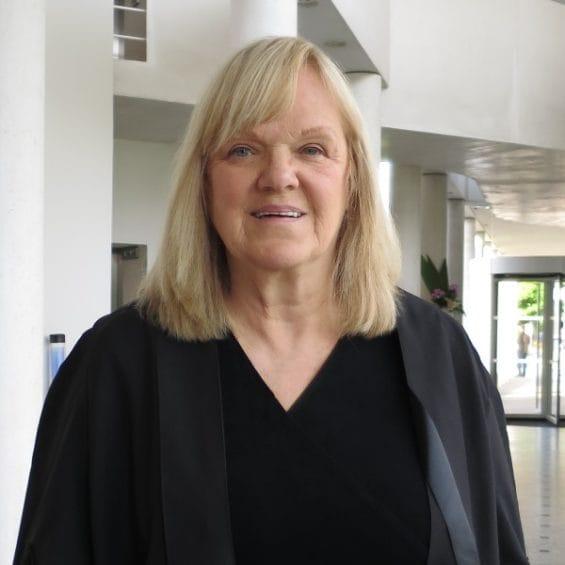 Picture of Georgia Sorenson at Moller Institute