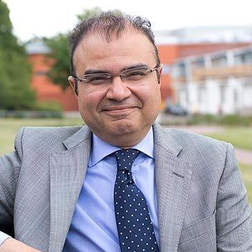 Picture of Hisham Abdel Rahman at Moller Institute