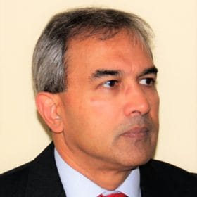 Picture of Uday Phadke at Moller Institute
