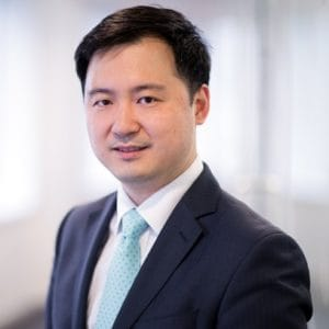 Picture of Yang Du at Moller Institute