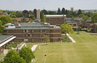Picture of Churchill College
