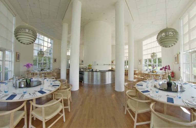 Picture of the Restaurant at Moller Institute