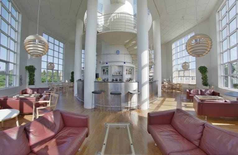 Picture of the Tower Lounge Bar at Moller Institute