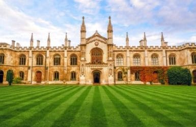 Picture of the University of Cambridge