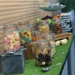 Picture of the snack station at Moller Institute