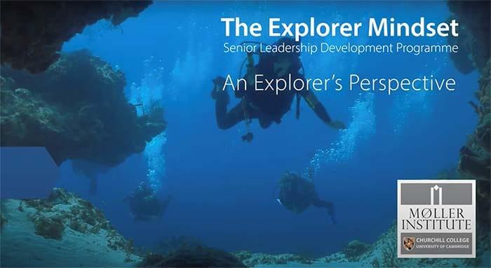 Explorer mindset screenshot