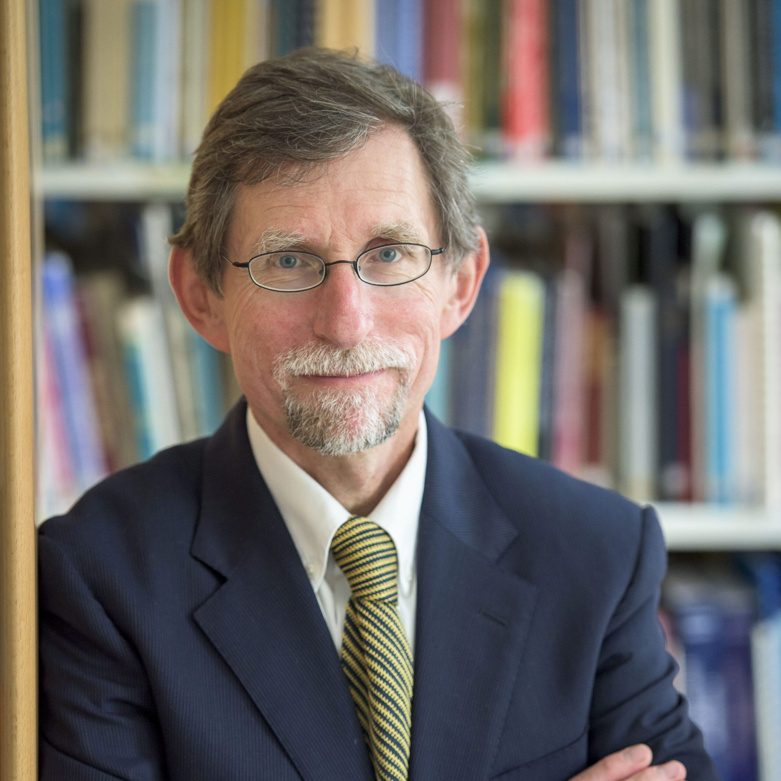 Picture of Tim Oates at Moller Institute