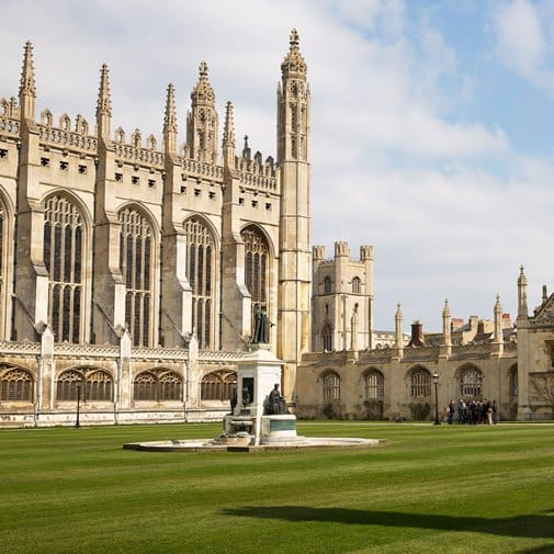 Picture of King's College Chapel