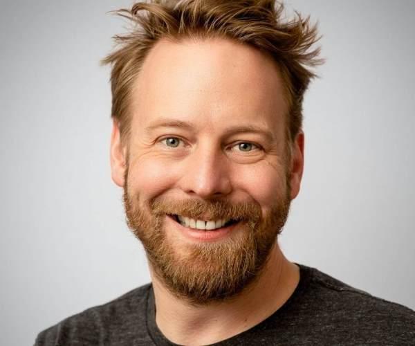 Picture of Adam Billing at Moller Institute