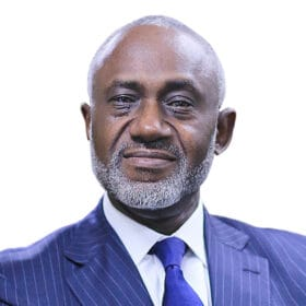 Picture of Gbenga Oyebode at Moller Institute