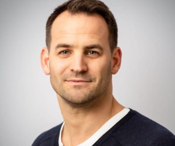 Picture of Steve Baker at Moller Institute