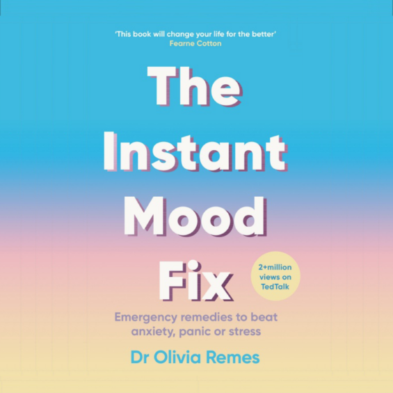 Picture of the front cover of a book by Olivia Remes