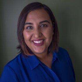 Photo of Smita Elmore at Moller Institute