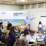 Picture of the British Council Future Leaders Connect programme at the Moller Institute