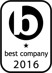 Best Companies one star status logo