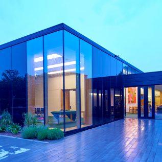 Study Centre at the Møller Centre