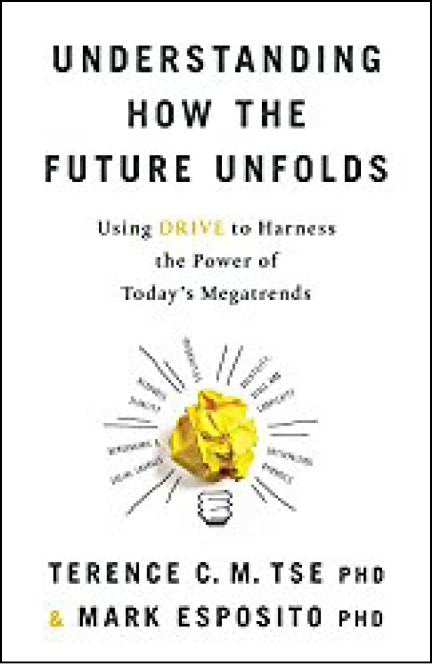 Picture of the book Understanding How the Future Unfolds