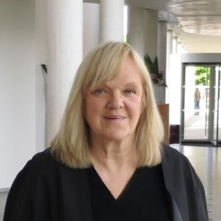 Picture of Professor Georgia Sorenson at the Møller Centre