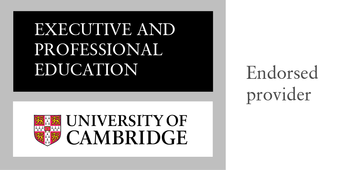 University of Cambridge Executive and Professional Education Endorsed Provider