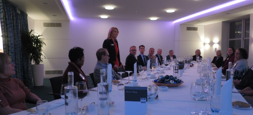 Picture of Moller ILA Dinner