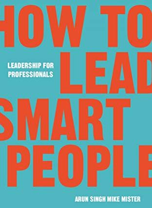 Picture of how to lead smart people