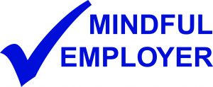 Picture of the MINDFUL EMPLOYER logo